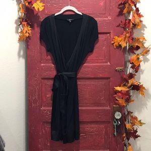 Express wrap around dress